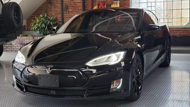 2016 Used Tesla Model S Tesla Model S 90d At Jem Motor Corp Ca Iid 19430315