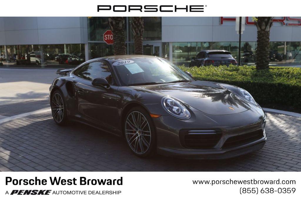 Pre-Owned 2019 Porsche 911 Turbo