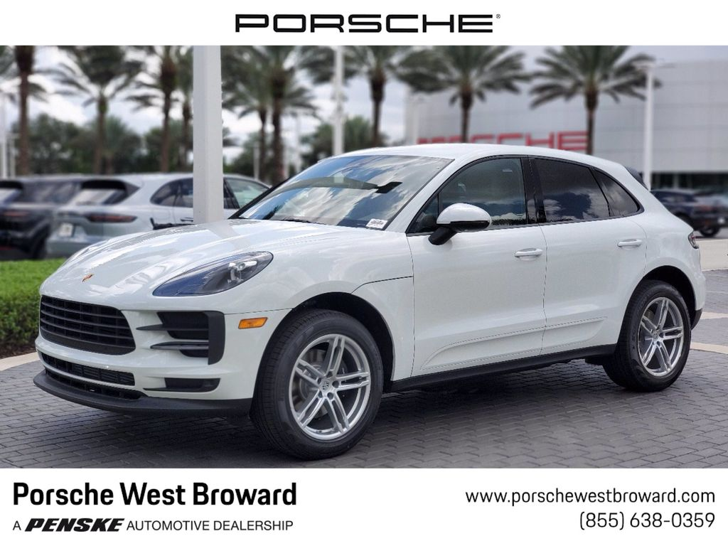 New 2020 Porsche Macan Suv Awd Suv At Porsche West Broward B10001 Penske Sale