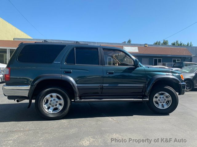 1998 Toyota 4Runner 4dr Limited 3.4L Automatic 4WD