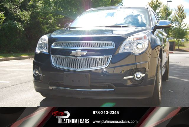 2015 Chevy Equinox Problems >> 2015 Used Chevrolet Equinox Fwd 4dr Ltz At Platinum Used Cars Serving Alpharetta Ga Iid 18090669