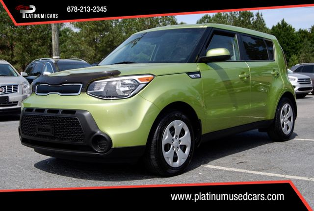 Platinum Used Cars >> 2015 Used Kia Soul 5dr Wagon Manual At Platinum Used Cars Serving Alpharetta Ga Iid 18723036