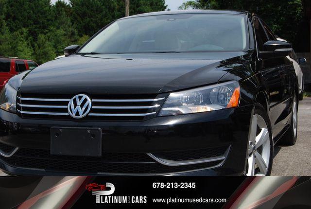 Used Volkswagen Passat >> 2015 Used Volkswagen Passat 4dr Sedan 1 8t Automatic Se At Platinum Used Cars Serving Alpharetta Ga Iid 18949265