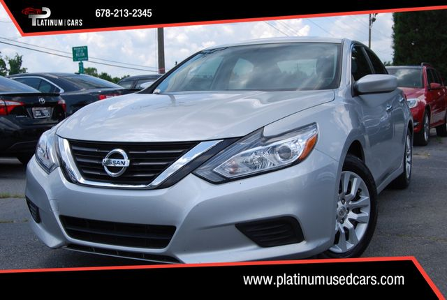 Platinum Used Cars >> 2016 Used Nissan Altima 2 5 At Platinum Used Cars Serving Alpharetta Ga Iid 19026385