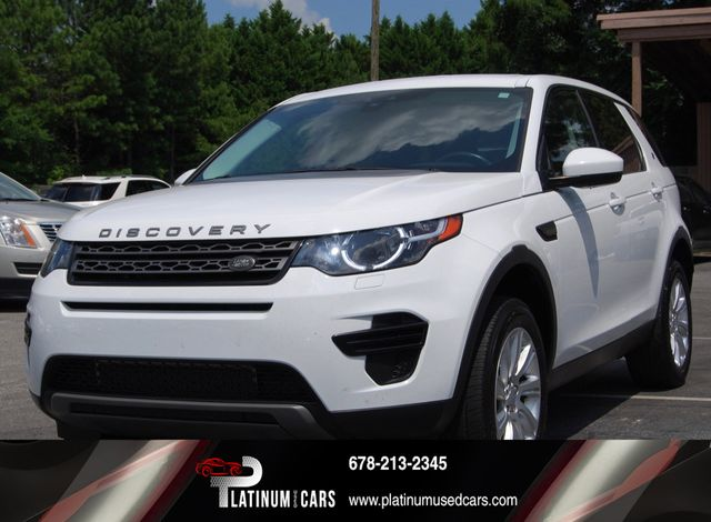 2016 Land Rover >> 2016 Used Land Rover Discovery Sport Awd 4dr Se At Platinum Used Cars Serving Alpharetta Ga Iid 19237833