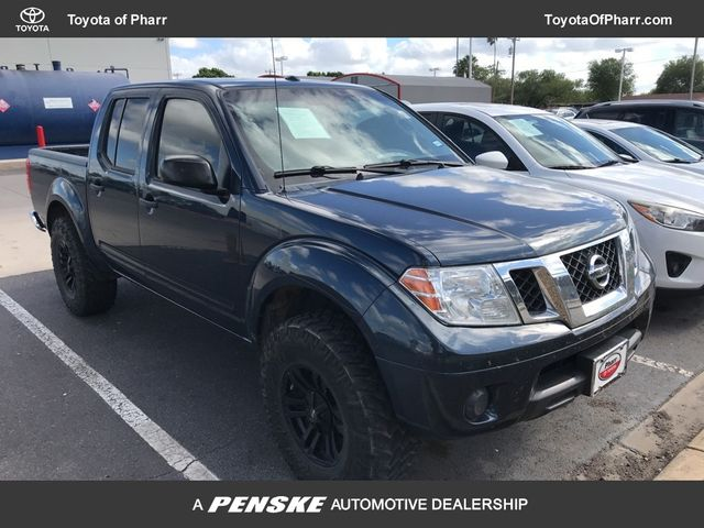 Pre-Owned 2016 Nissan Frontier 2WD Crew Cab SWB Automatic SV