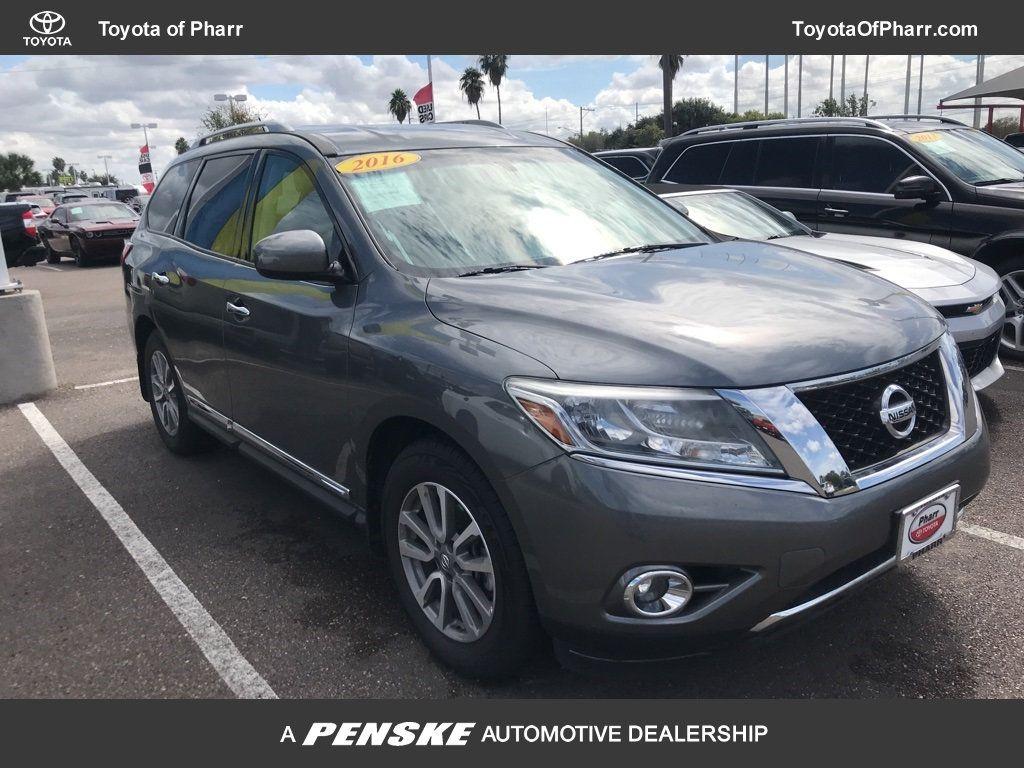 Pre-Owned 2016 Nissan Pathfinder 2WD 4dr SL