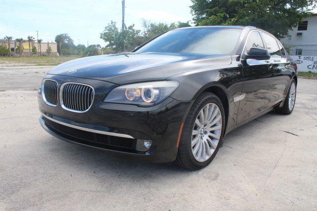 2012 BMW 750Li >> Used Cars In South Florida