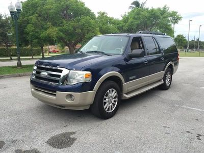 Used Ford Expedition El Wd Dr Edbauer At A Luxury Autos Serving Miramar Fl Iid