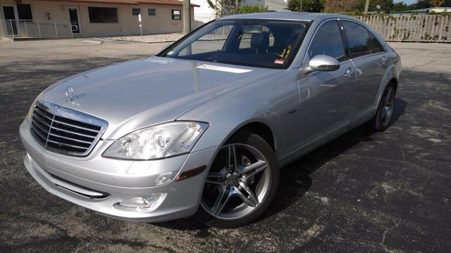2008 Used Mercedes-Benz S-Class S550 4dr Sedan 5 5L V8 RWD at A Luxury  Autos Serving Miramar, FL, IID 16304176