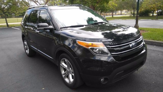 2014 Used Ford Explorer FWD 4dr Limited at A Luxury Autos Serving Miramar,  FL, IID 16414138