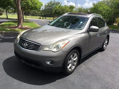 2008 Used Infiniti Ex35 Rwd 4dr Journey At A Luxury Autos Serving