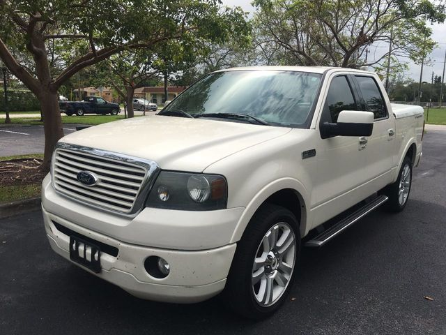 2008 Used Ford F-150 AWD SuperCrew 139