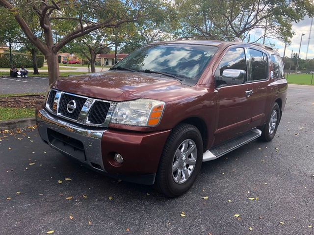 2004 Nissan Pathfinder Armada >> Used Cars In South Florida