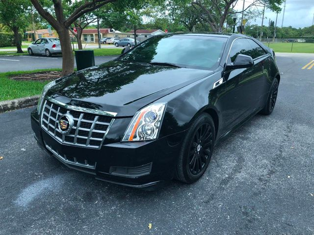 Used Cadillac Cts Coupe >> 2012 Used Cadillac Cts Coupe 2dr Coupe Rwd At A Luxury Autos Serving Miramar Fl Iid 17702552