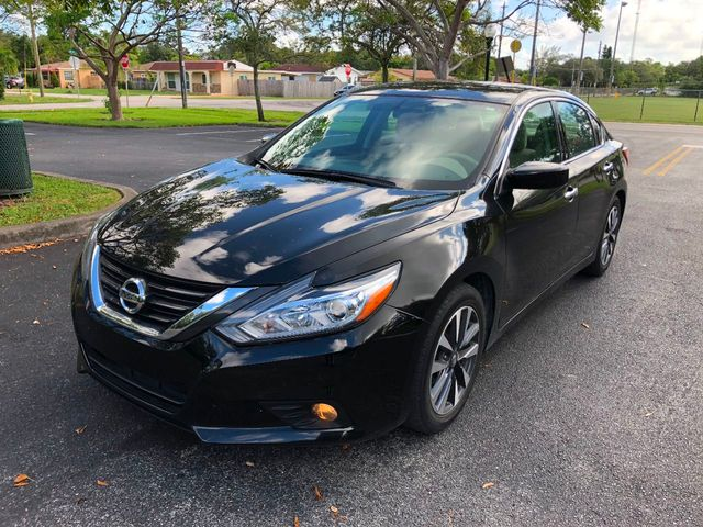 2017 Nissan Altima >> Used Cars In South Florida