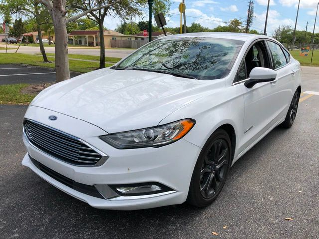 Used Ford Fusion Hybrid >> Used Cars In South Florida