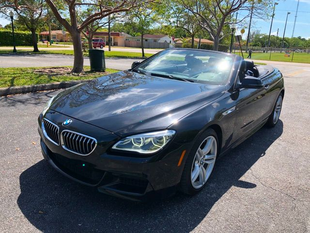 Used Bmw 6 Series >> 2016 Used Bmw 6 Series 640i At A Luxury Autos Serving Miramar Fl