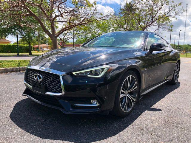 Used Infiniti Q60 >> 2018 Used Infiniti Q60 3 0t Luxe Rwd At A Luxury Autos Serving Miramar Fl Iid 18734512