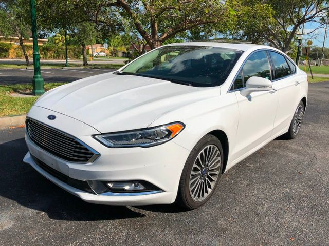 Ford Fusion Platinum >> Used Cars In South Florida