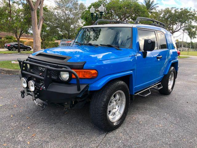Used Toyota Fj Cruiser >> Used Cars In South Florida