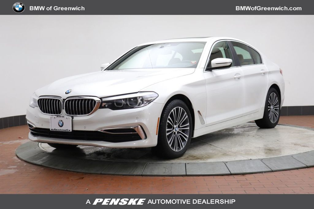Pre-Owned 2019 BMW 5 Series 540i xDrive