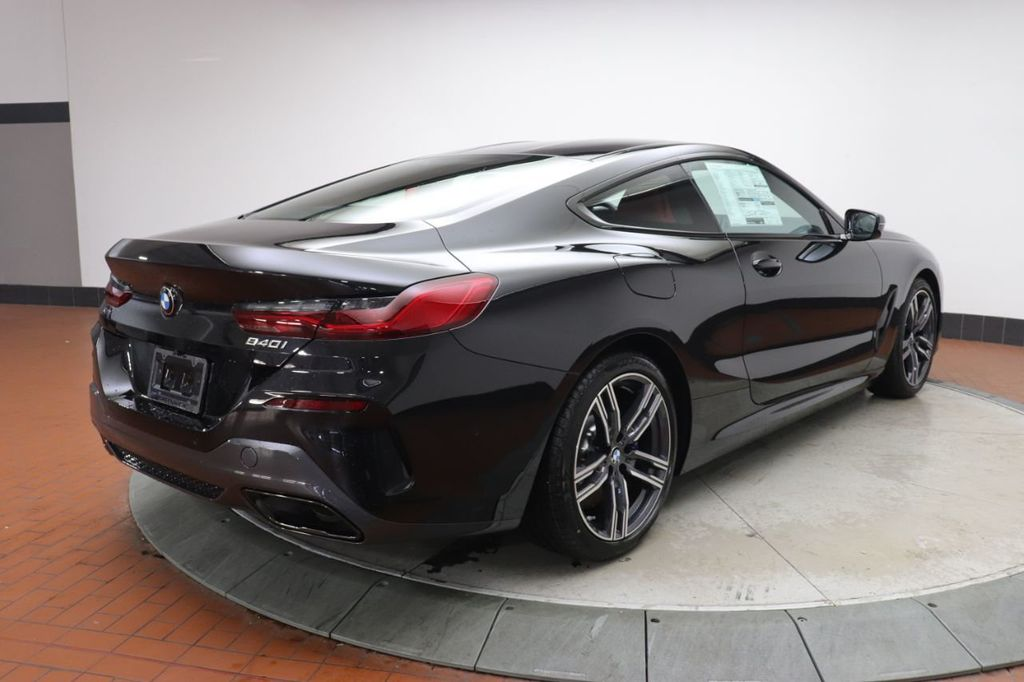 New 2021 BMW 8 Series 840i xDrive Coupe