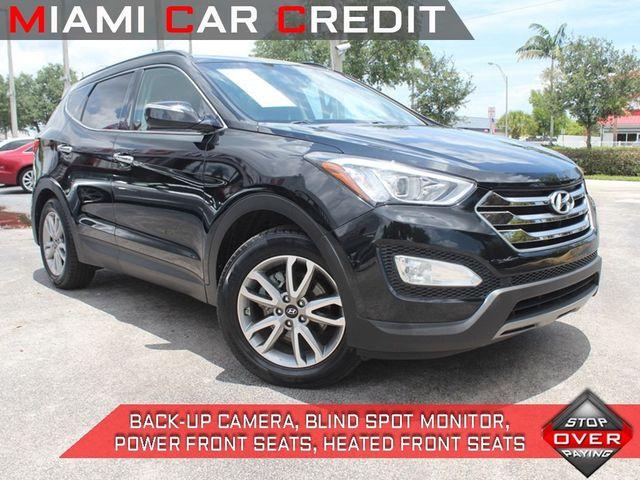 2015 Used Hyundai Santa Fe Sport 2 0l Turbo At Miami Car Credit Llc Serving Miami Dade And Broward Fl Iid 19035615