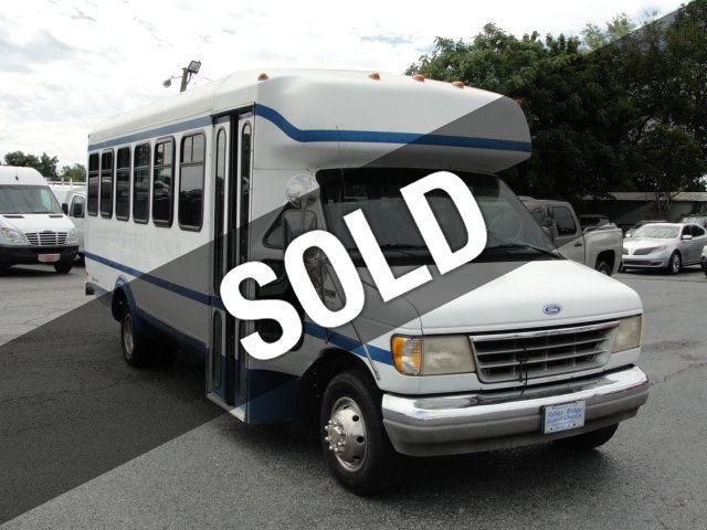 Ford e350 camper for sale