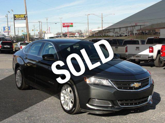 2014 Used Chevrolet Impala IMPALA SEDAN    LS   POWER SEAT   BACK UP  CAMERA   LOW MILES at Michael's Motor Company Serving Nashville, TN, IID  18429769
