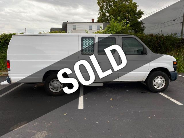 Ford Cargo Vans >> 2012 Used Ford Econoline Cargo Van E350 Extended Length Very Good Van Lock Up Tools Look At Michael S Motor Company Serving Nashville Tn Iid