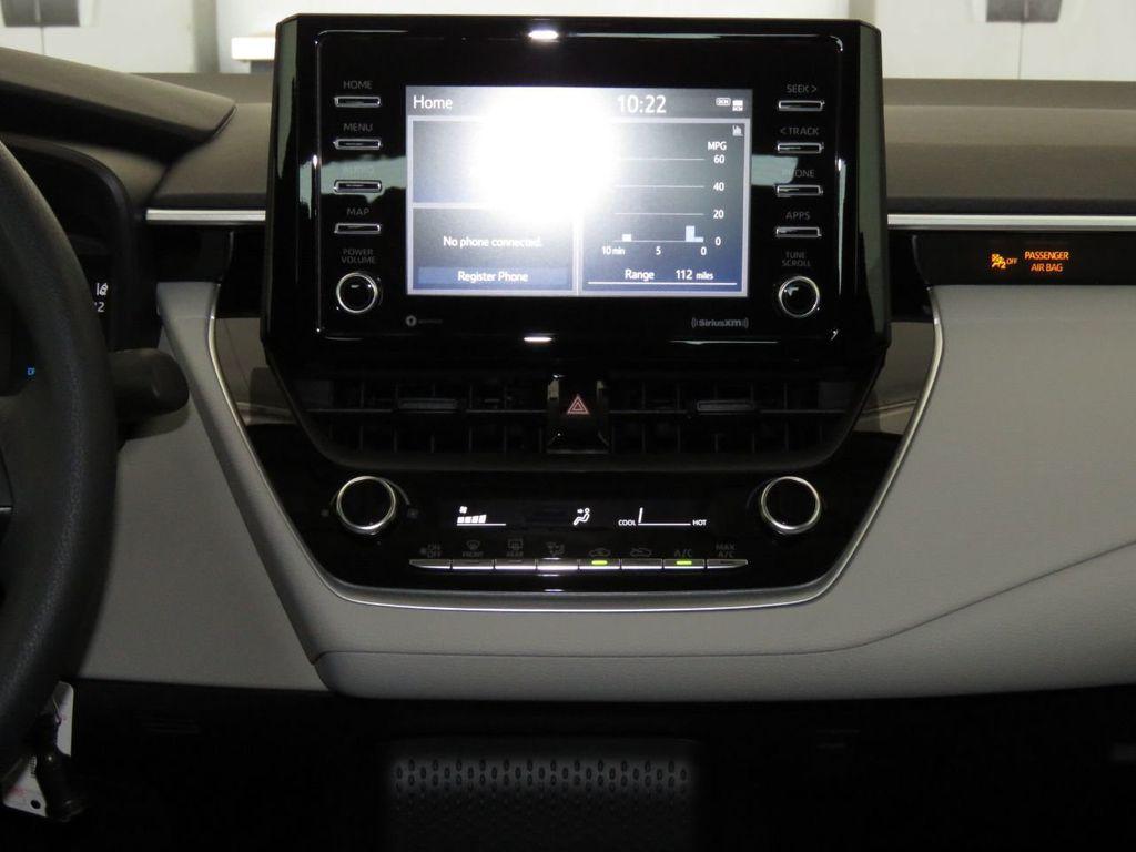 New 2021 Toyota Corolla L CVT