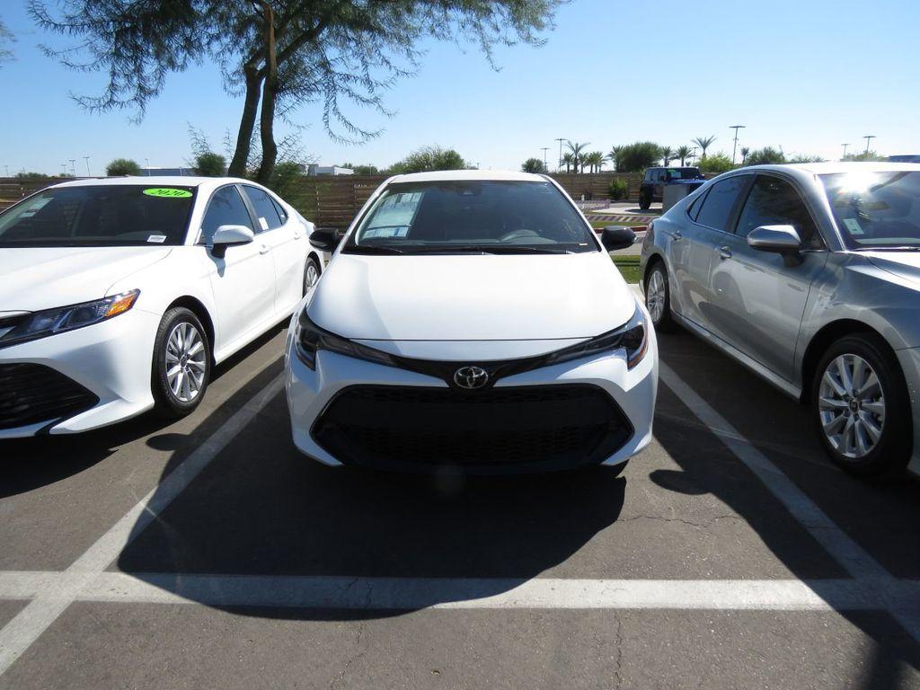 New 2021 Toyota Corolla Hatchback Nightshade CVT