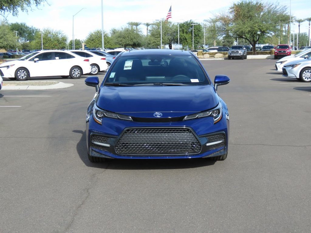 New 2021 Toyota Corolla SE Manual
