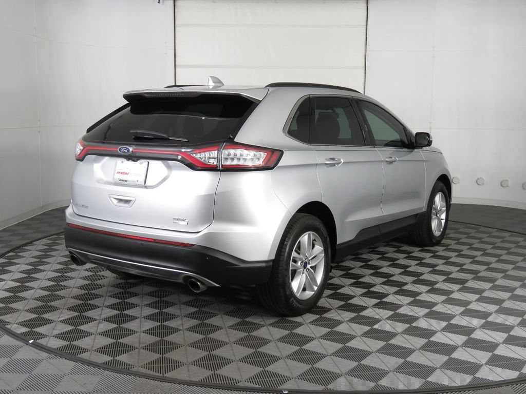 Pre-Owned 2018 Ford Edge SEL FWD