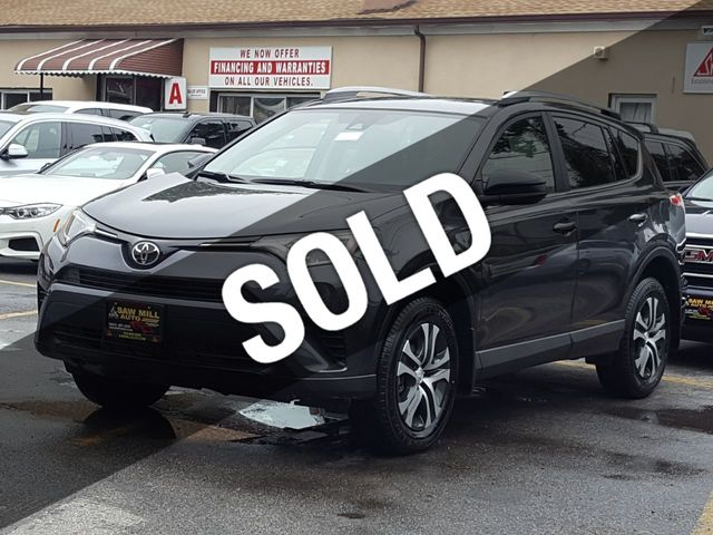Toyota Rav 4 Le >> 2018 Used Toyota Rav4 Le Awd At Saw Mill Auto Serving Yonkers Bronx New Rochelle Ny Iid 18084996