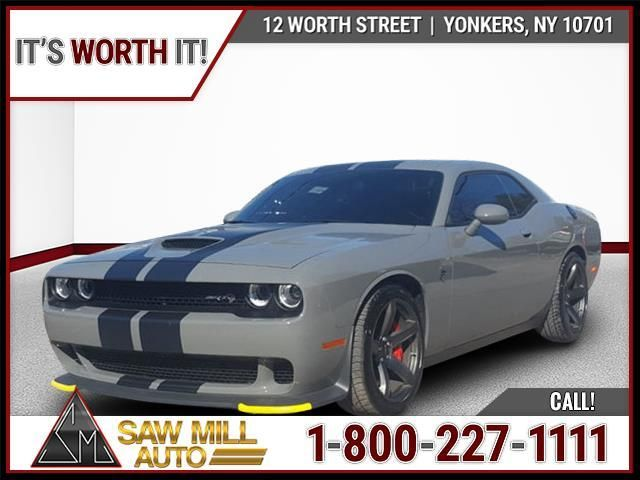 2018 Used Dodge Challenger (Theft Recovery) SRT Hellcat Coupe at Saw Mill  Auto Serving Yonkers, Bronx, New Rochelle, NY, IID 18256920