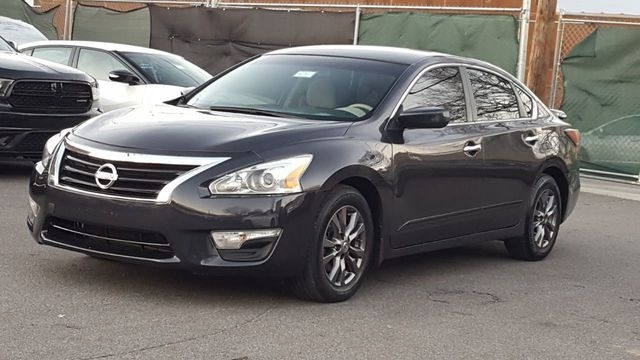 Nissan Altima 2.5 S >> 2015 Used Nissan Altima 2 5 S At Saw Mill Auto Serving Yonkers Bronx New Rochelle Ny Iid 18512792