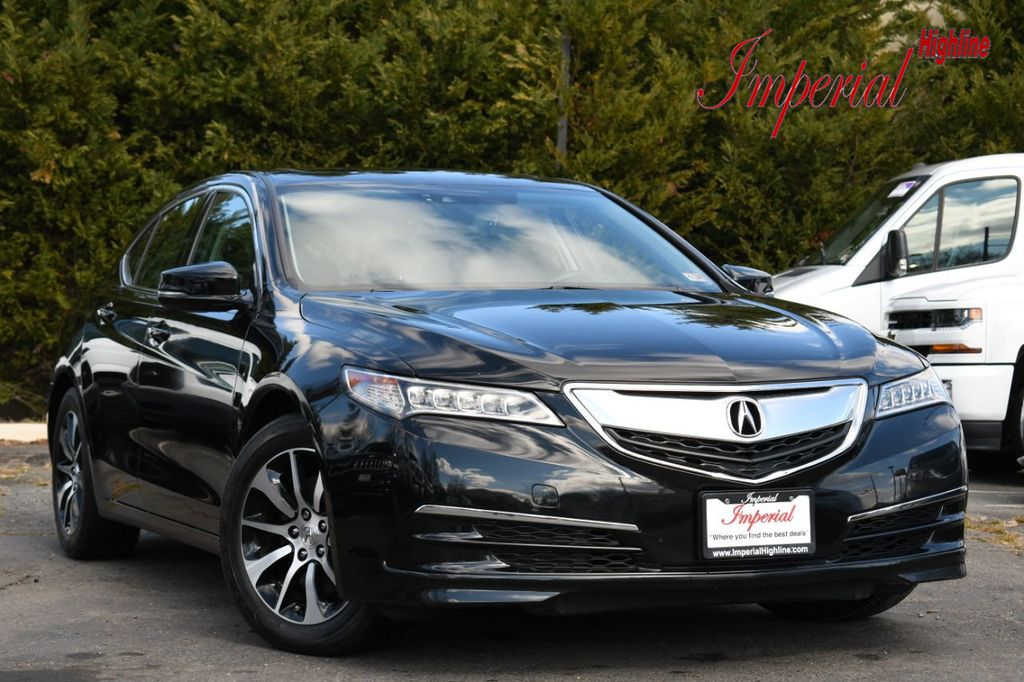Bumper Trim For 2015 Acura TLX Front Right Side