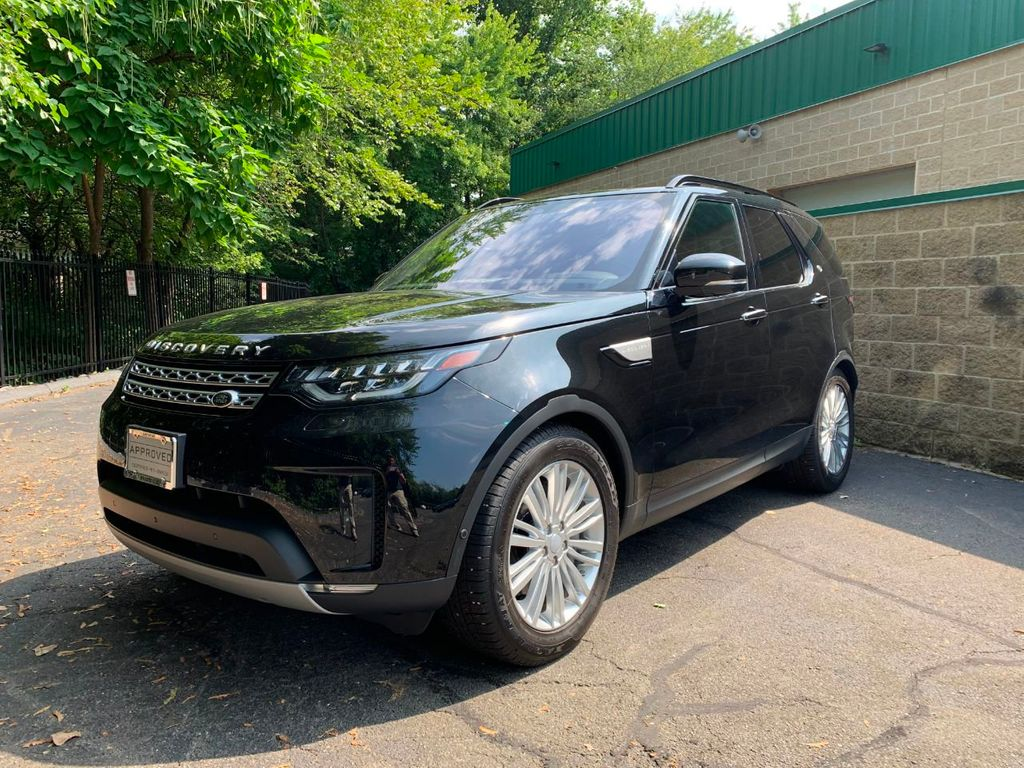 2019 Used Land Rover Discovery HSE Luxury V6 Supercharged at