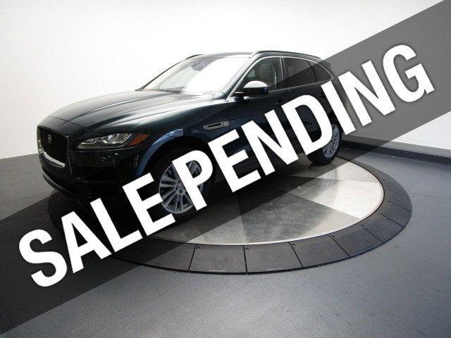 Certified Pre-Owned 2017 Jaguar F-PACE 35t Prestige AWD