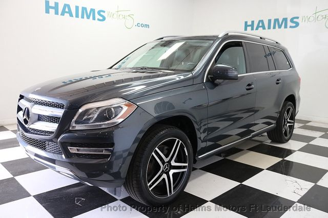 2013 Used Mercedes-Benz GL-Class GL450 4MATIC at Haims Motors Serving Fort  Lauderdale, Hollywood, Miami, FL, IID 18136861