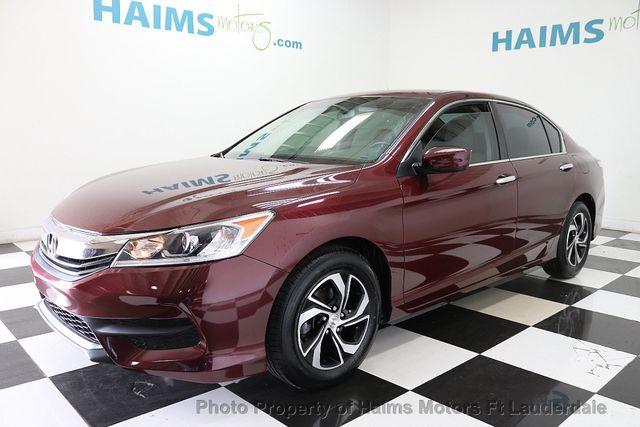 2016 Honda Accord Sedan 4dr I4 Cvt Lx 18455249 Video 1