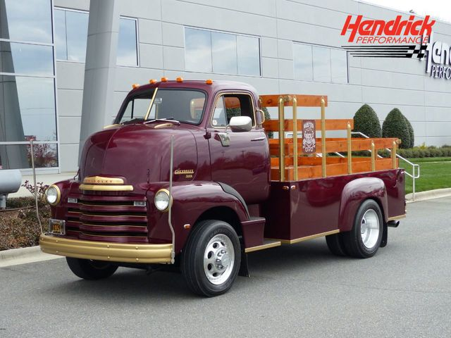 Cool 1951 Used Chevrolet 5100 Coe Very Rare Cab Over Engine 5100 Pickup 350 Cubic Inch V8 At Hendrick Performance Serving Charlotte Nc Iid 18907788 Creativecarmelina Interior Chair Design Creativecarmelinacom
