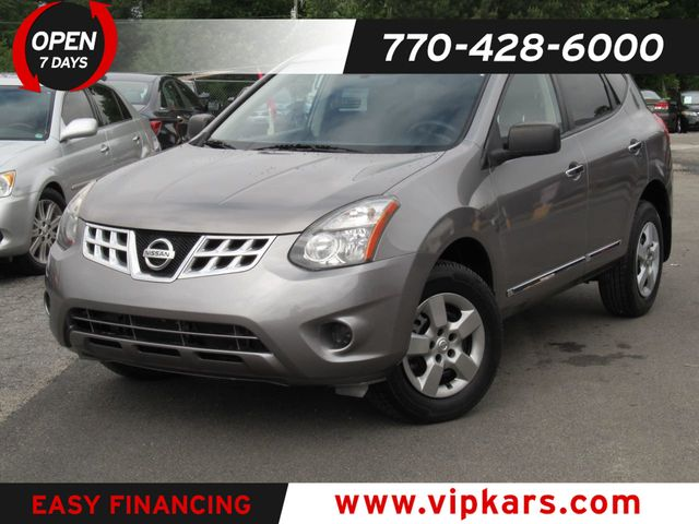 2014 Used Nissan Rogue Select Fwd 4dr S At Vip Kars Serving Marietta
