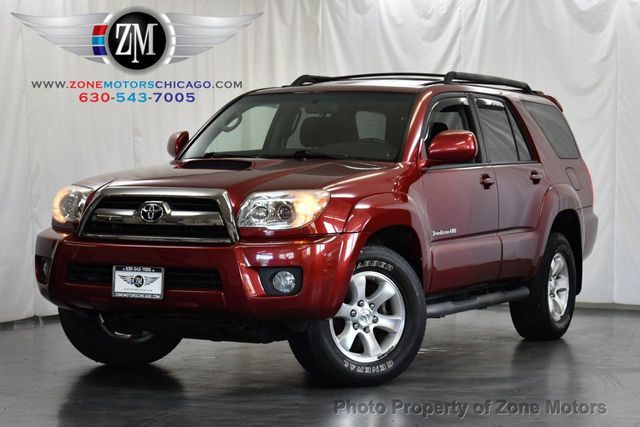 2007 Used Toyota 4Runner 4WD 4dr V6 SR5 Sport at Zone Motors Serving  Addison, IL, IID 19112845