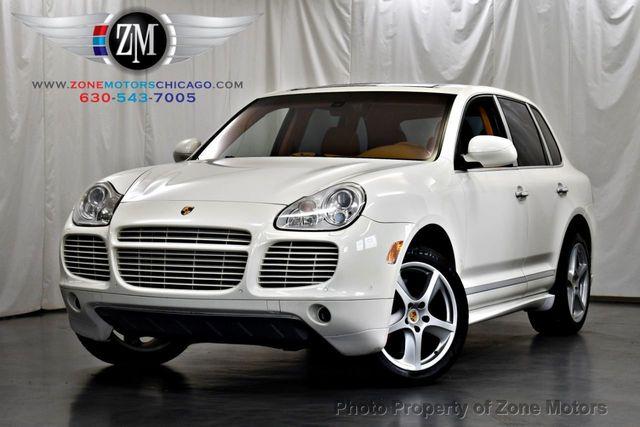 2006 Used Porsche Cayenne Turbo At Zone Motors Serving Addison Il Iid 19168956
