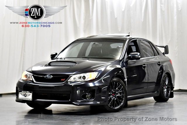 2013 Wrx Sti >> 2013 Used Subaru Impreza Sedan Wrx Wrx Sti At Zone Motors Serving Addison Il Iid 19484439