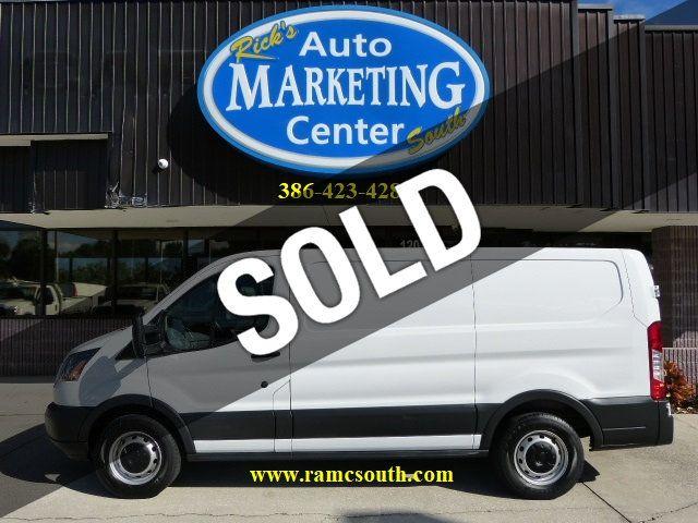 2016 Ford Transit >> 2016 Used Ford Transit Cargo Van T 150 130 Low Rf 8600 Gvwr Swing