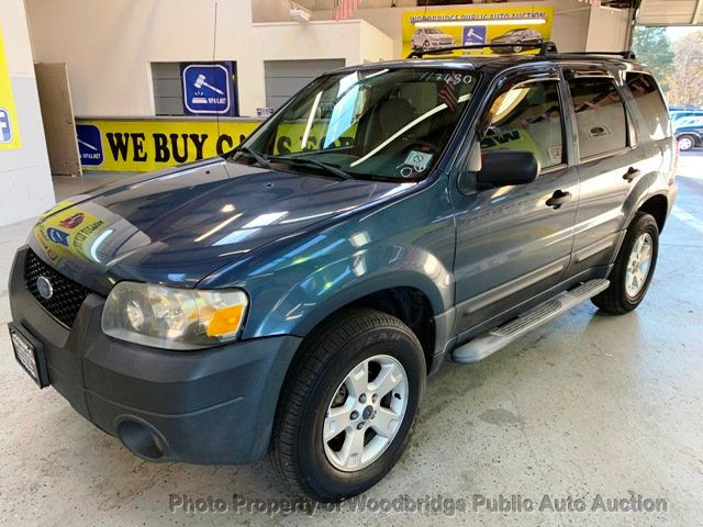 Ford Ford Auction >> 2006 Used Ford Escape 4dr 3 0l Xlt At Woodbridge Public Auto Auction Va Iid 18791788